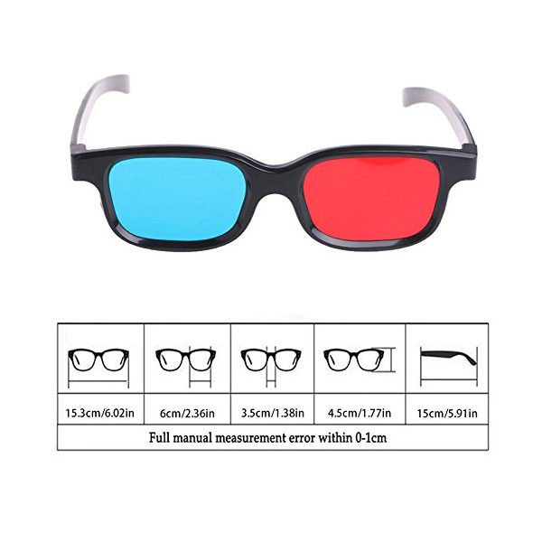 red-and-cyan-plastic-glasses